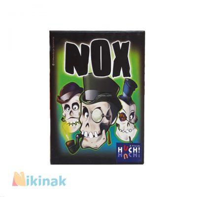 بازی فکری Nox