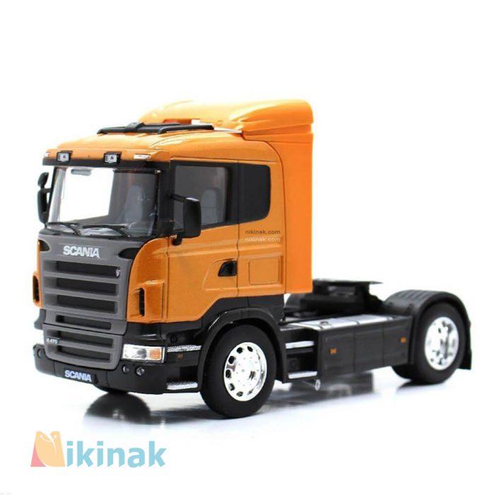 Scania R470