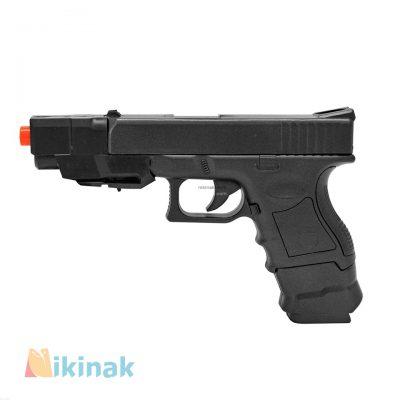 تفنگ اسباب بازی ساچمه ای مدل +P.698