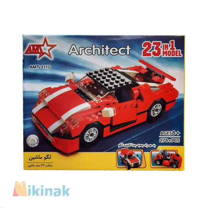 ساختنی AMT مدل 3110