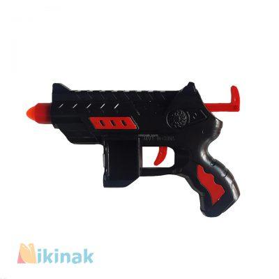 تفنگ اسباب بازی تیر ژله ای مدل Hero Arms