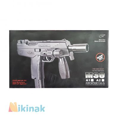 تفنگ ساچمه ای لیزردار مدل M30