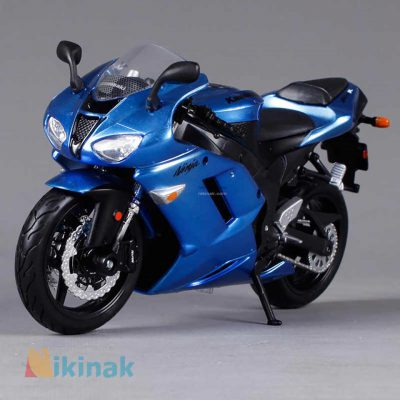 ماکت موتور مدل Kawasaki Ninja ZX-6R