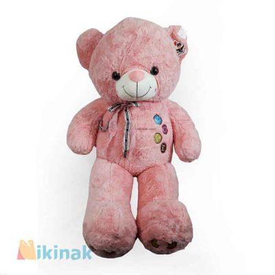 عروسک خرس بزرگ love