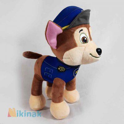 عروسک سگ نگهبان پلیس