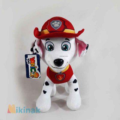 عروسک سگ نگهبان آتش نشان