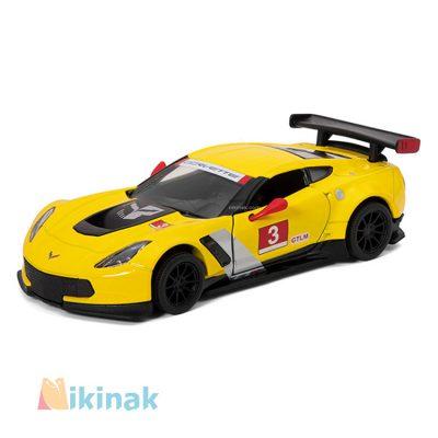 ماکت ماشین فلزی 2016 Corvette C7.R Race Car