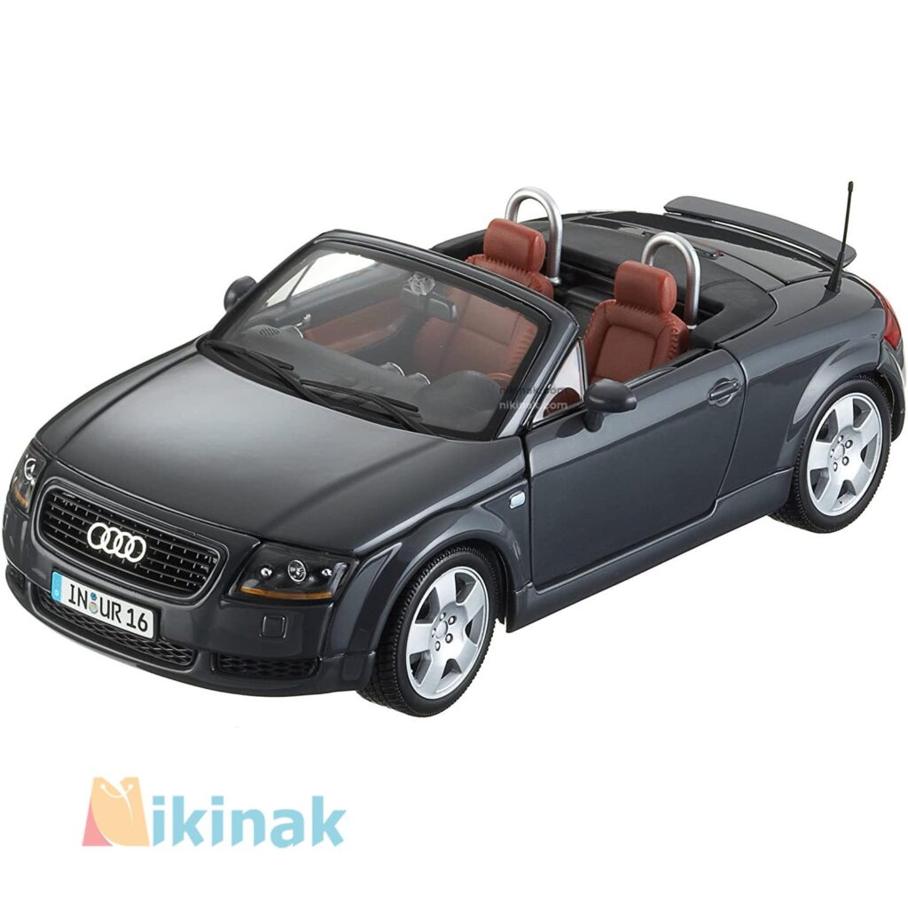 ماکت فلزی مدل Audi TT Roadster