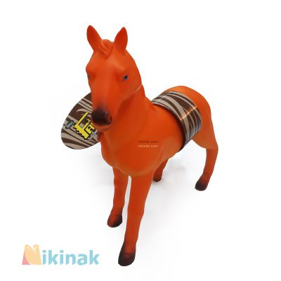 فیگور اسب اسباب بازی پلاستیکی نرم سایز بزرگ