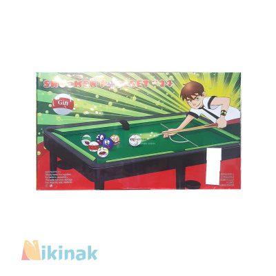 میز بیلیارد Snooker مدل Poolset 24