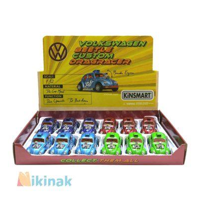 ماکت ماشین فلزی Volkswagen Beetle Custom Dragracer