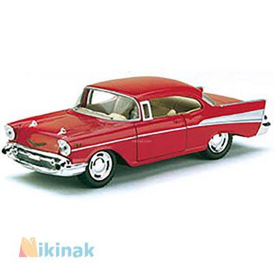 ماکت ماشین فلزی 1957 Chevrolet Bel Air