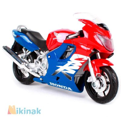 ماکت موتور فلزی Honda cbr 600f
