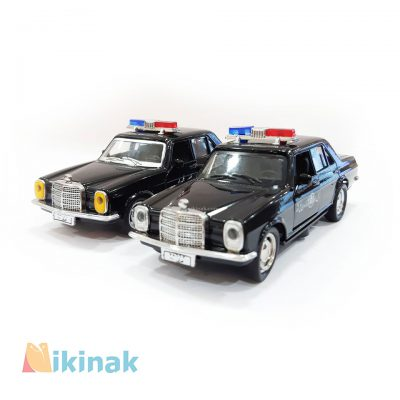 ماکت ماشین فلزی بنز 220 پلیس