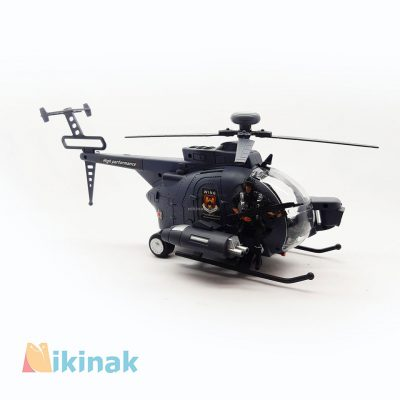 هلیکوپتر جنگنده موزیکال