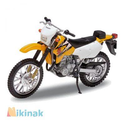ماکت موتور فلزی مدل DR-Z400S
