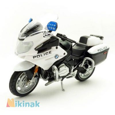 ماکت موتور سیکلت مدل BMW R 1200 RT police