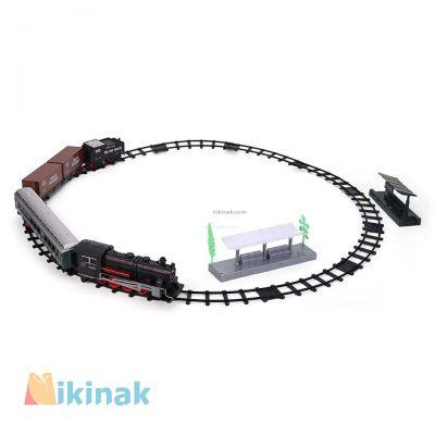 قطار اسباب بازی کلاسیک مدل 2-814