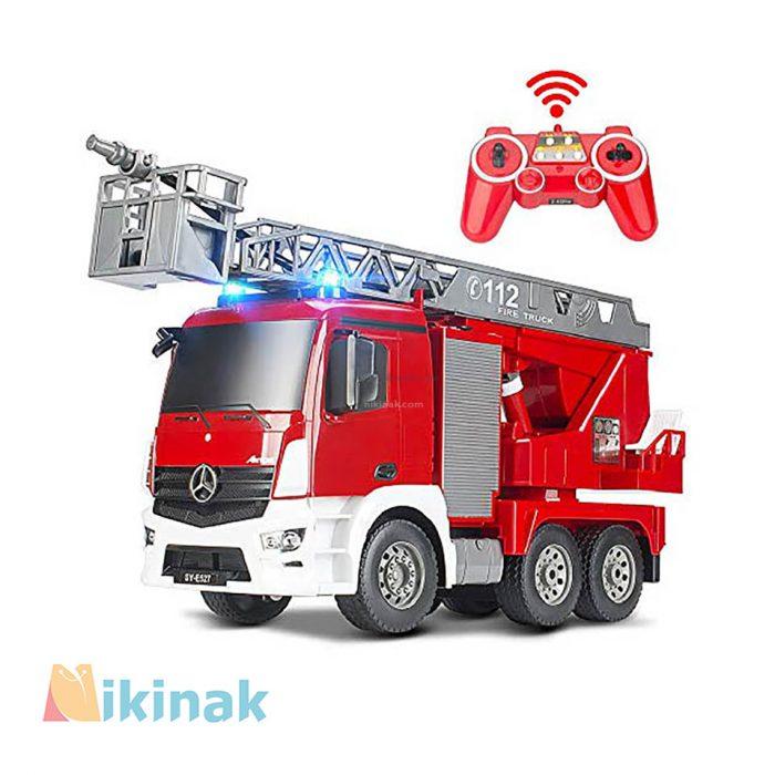 ماشین کنترلی آتش نشانی Double E