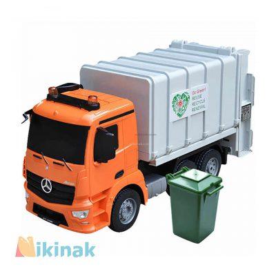 ماشین کنترلی حمل زباله Double E مدل E560-003