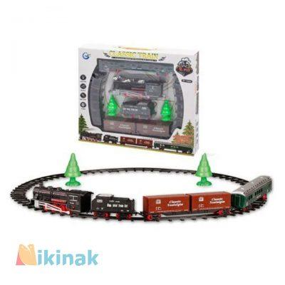 قطار اسباب بازی ریلی مدل 822/3