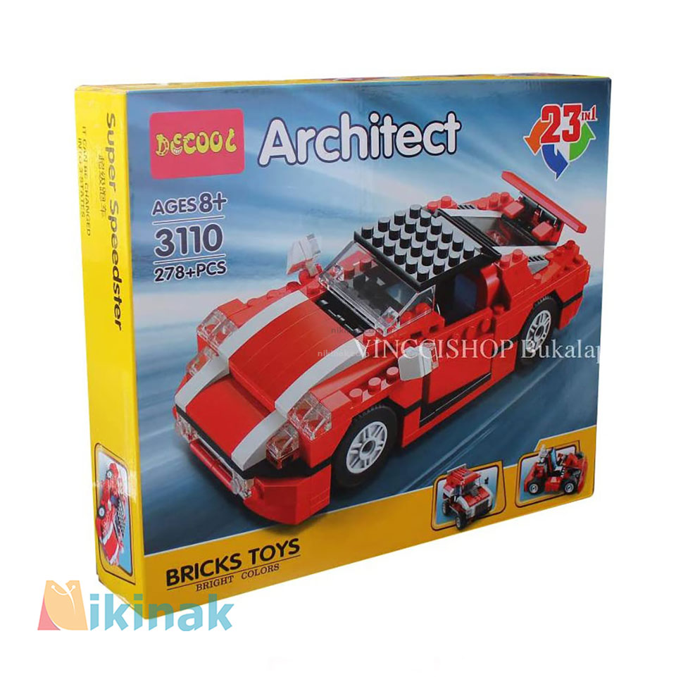 لگو ساختنی دکول مدل 3110